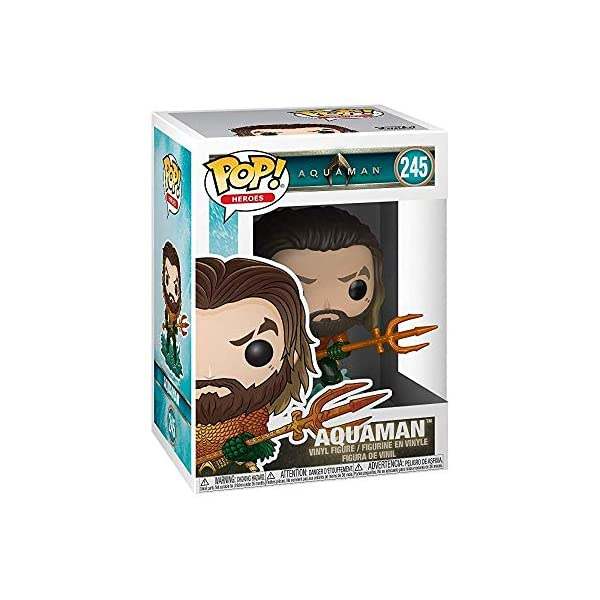 Funko – Pop.Color DC Color Aquaman: Arthur Curry de Hero Suit,, 31177 3