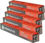 Starbucks Single Origin Colombia - Juego de 5 cápsulas de café tostado, compatible con Nespresso, 50 cápsulas