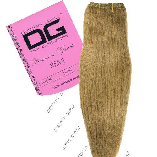 Dream Girl Remi Extensions de cheveux Couleur 28 40,6 cm