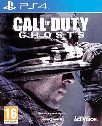 Activision Call of Duty: Ghosts, PS4 - Juego (PS4, PlayStation 4, Soporte físico, FPS (Disparos en primera persona), Infinity Ward, 5/11/2013, M (Maduro))