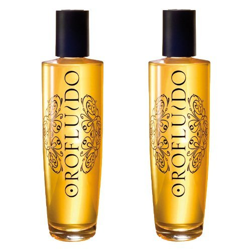 Revlon Orofluido 100 ml Beauty Elixir 2 Piece Set by Revlon.