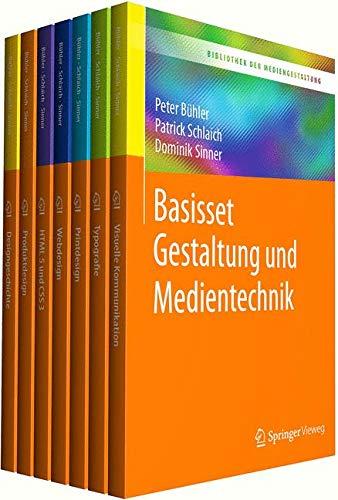 Bibliothek der Mediengestaltung – Basisset Gestaltung und Medientechnik: Berufliche Gymnasien, Berufskollegs und Berufsfachschulen