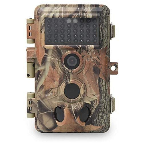 DIGITNOW Trail Camera 16MP 1080P, Game Camera with No...