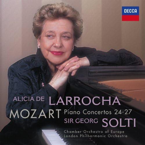 Alicia De Larrocha & Sir Georg Solti