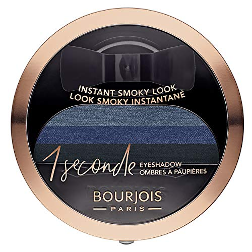 Bourjois Oogschaduw 1S Eyeshadow 04 Insaisissa-Bleu 3 g