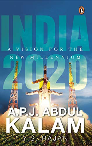 India 2020: A Vision for the New Millennium, packaging may vary (India Vision 2020 By Apj Abdul Kalam)