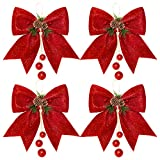 Top 10 Christmas Tree Bows Decorations