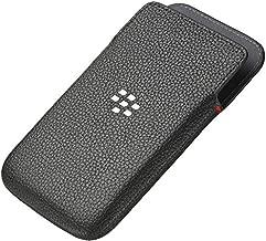 Blackberry Classic Leather Pocket Case - Black