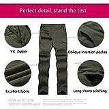 Zoom IMG-1 jianye pantaloni trekking uomo donna