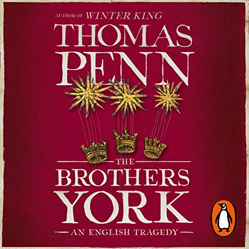 The Brothers York audiobook cover art