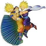 Megahouse Dragon Ball Z : Kamehameha Goku & Gohan Dimension