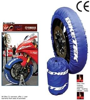 BIKETEK NBI TYRW11 Superbike 120/70-17 190/55-17 - Calentadores