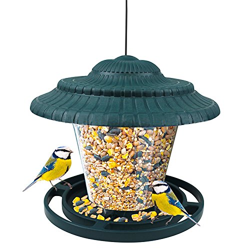 Inter Home MANGIATOIA per Uccelli da Appendere Tutti I Gazebo - INTERHOME©