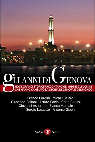 Gli anni di Genova (I Robinson. Letture) (Italian Edition)