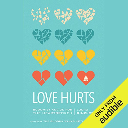 Love Hurts audiobook cover art