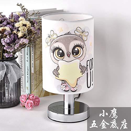 Petite Lampe De Table Chambre À Coucher D'apprentissage Faible Dessin Animé Petit Feu De Nuit 14 X 14 X 30cm 14 x 14 x 30cm Kitty 29 Ans