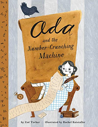 Image of Ada and the Number-Crunching Machine