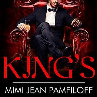 King's audiobook cover art