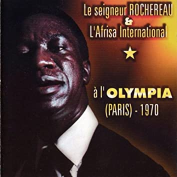 À L'Olympia (Paris) 1970