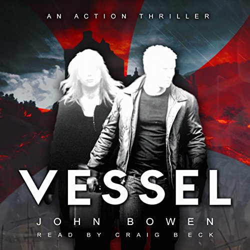 Vessel audiobook cover art