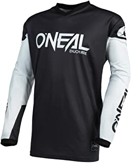 O`Neal Element Jersey Threat Men`s (Black/White, L)