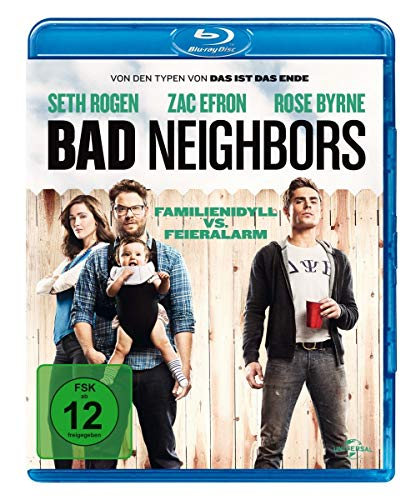 Bad Neighbors [Blu-ray]