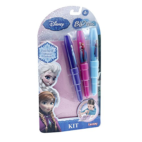 Giochi Preziosi BLP05000 - Kit BLO Pens Frozen, 3 Pezzi
