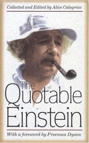 The Quotable Einsteinの詳細を見る