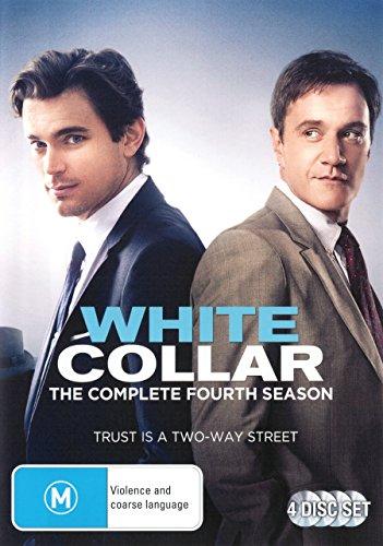 White Collar - Season 4 DVD