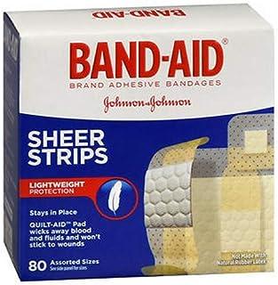 Band-Aid 3.8137E+11 Strips