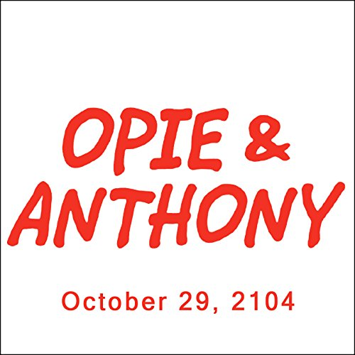 Opie & Anthony, Mike Tyson, October 29, 2014 audiobook cover art