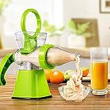 JKYQ Gesunde Entsafter Obst und Gemüse Hand-Manual Weizengras Entsafter Küche oder Esszimmer Hand...