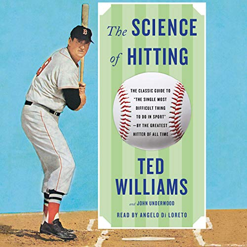 The Science of Hitting audiobook cover art