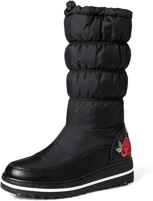 Women's Waterproof Frosty Snow Boot Winter Snow Boot Outdoor