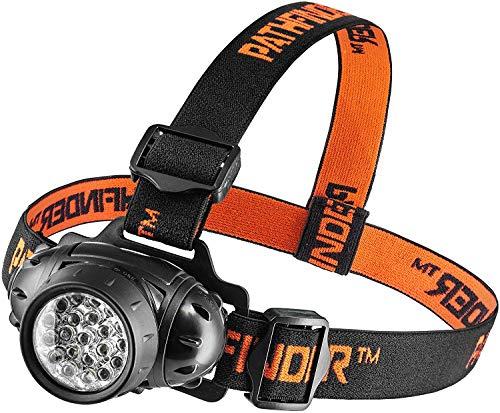 Linterna para la cabeza con 21 luces LED – Linterna Ligera