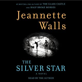 The Silver Star audiobook cover art