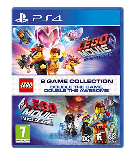 LEGO Movie 2-Game Collection (PS4) (New)
