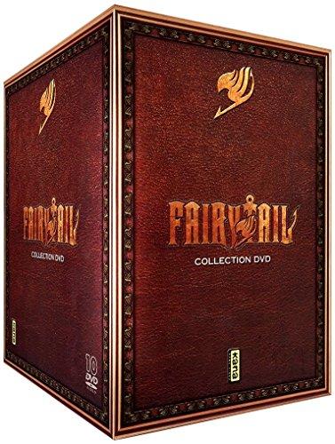 Fairy Tail-Saison 2-Intégrale-48 épisodes-10 DVD