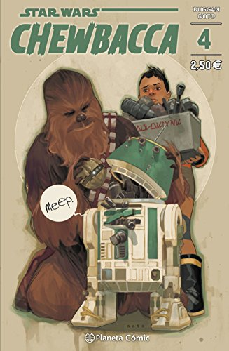 Star Wars Chewbacca nº 04/05 (Star Wars: Cómics Grapa Marvel)
