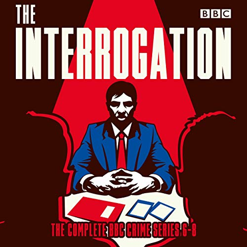The Interrogation: The Complete Series 6-8 cover art