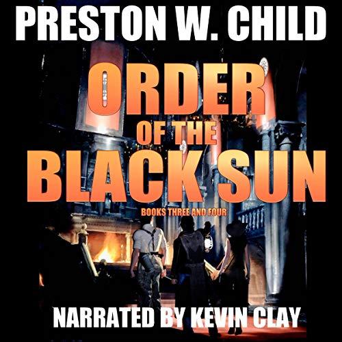 『Order of the Black Sun: Books 3-4』のカバーアート