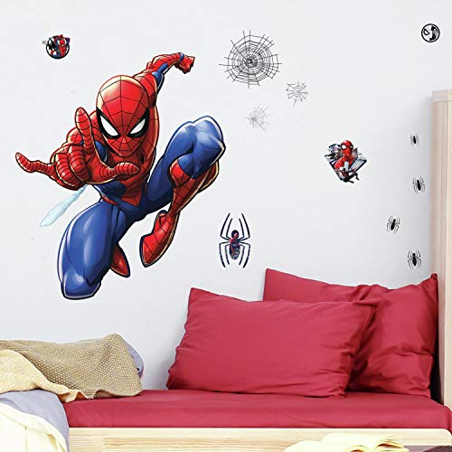 spiderman wall decals - 7