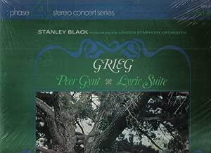 Grieg: Peer Gynt, Lyric by The London Symphony Orchestra