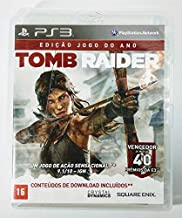 Tomb Raider Game of the Year Edition - PS3