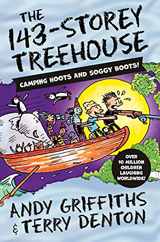 The 143-Storey Treehouse (The Treehouse Series)