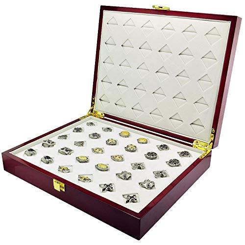 Chushi Vintage Cufflinks 15-Piece Platinum Plated Cufflinks French...