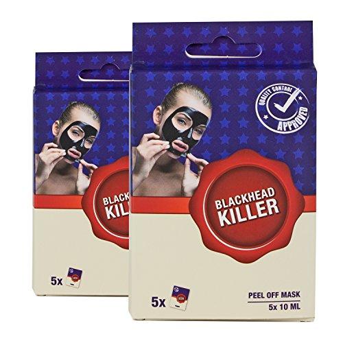 LUX Style–Blackhead Killer Máscara (10paquetes de 10ml)
