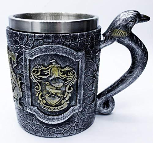 Caneca Harry Potter Corvinal (ravenclaw) 3d 400ml