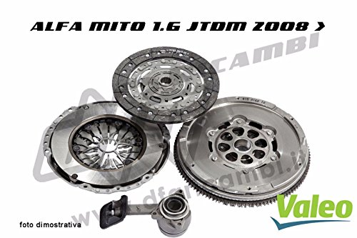 Kit embrague volante Alfa Mito 1.6 JTDM 2008