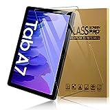 TOPACE 2 Stück Panzerglas für Samsung Galaxy Tab A7 10.4 2020 Schutzfolie, Ultra-HD Vollschutz-mit Ultra-Stärke Glas Blasenfrei Anti-Kratzer Glas Bildschirmschutz für Samsung Tab A7 2020 (10,4 Zoll)